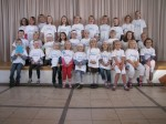 Gruppenbild Kinderkirchentag