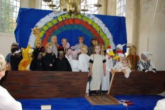 Die große Flut, Kindermusical in der Alten Kirche