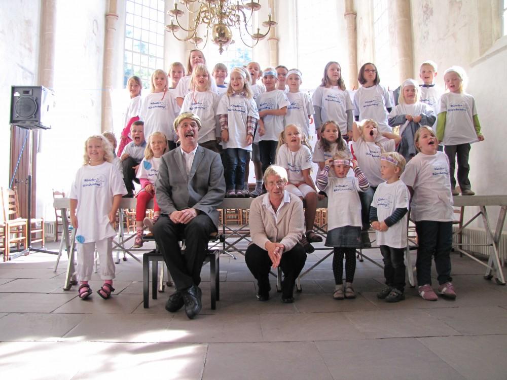 Kinderkirchentag September 2012