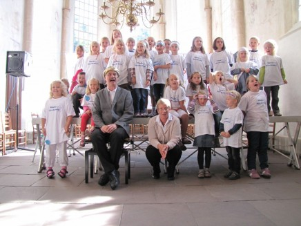 Kinderkirchentag September 2012